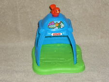 Fisher Price Little People Camping Tent Bird New