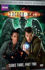 Doctor Who: Series Three - Part Two, New DVDs