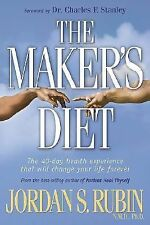 NEW - The Maker's Diet by Jordan Rubin