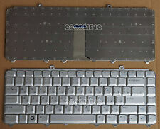 NEW For DELL Inspiron 1410 1420 1520 1521 1525 1526 Keyboard Russian Silver