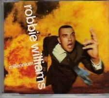 (BJ510) Robbie Williams, Millennium - 1998 CD