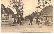 CP 02 AISNE - Moy-de-l'Aisne - Allée Henry-Deutsch-de-la-Meurthe