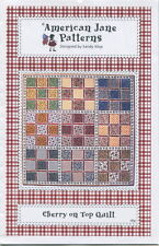 Cherry On Top Quilt ~ Quilt Quilting Pattern ~ by American Jane Patterns