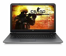 HP 17.3 Touchscreen Gaming Laptop 12GB 1TB Radeon R8 Radeon R7 2GB Graphics Card