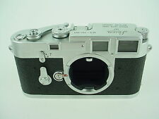 LEICA M3 VERY EARLY DOUBLE STROKE LEITZ CAMERA # 701393 - Very Clean !