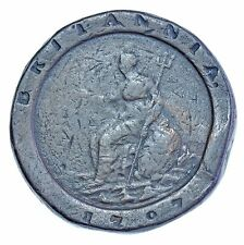 1797 CARTWHEEL TWOPENCE BRITISH COIN FROM GEORGE III FAIR