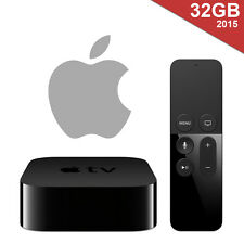 Apple TV 4th Generation MGY52LL/A Storage Size 32GB 2015 Model NEW SEALED!!!