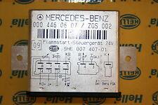 5HE 007 407-017 Hella Flammstart Steuergerät 24 V Mercedes Benz