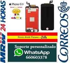 """PANTALLA COMPLETA TÁCTIL LCD PARA IPHONE 6S 4,7"""" NEGRO NEGRA RETINA"""