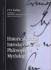 Historical-Critical Introduction to the Philosophy of Mythology (SUNY Series in