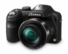 Panasonic LUMIX DMC-LZ40 20.0MP Digital Camera - Black 42x 22mm Wide Angle