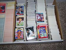 1987 1988 1989 1990 1991 1992 Donruss & Leaf Complete Your Set You Pick 25 Lot