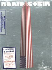 2 DVD SET RAMMSTEIN IN AMERIKA SEALED NEW LIVE MADISON SQUARE GARDEN