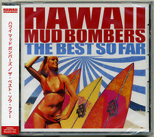 Hawaii Mud Bombers -The Best So Far CD JAPAN ONLY PRESS Psychotic Youth Yum Yums
