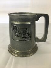 Vintage 1980's PGA Pewter Mug Stein Wilton Columbia PA Made in USA Golf Souvenir