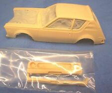 Jimmy Flintstone #NB245  '71/'72 AMC Gremlin Resin Body 1/25 Scale