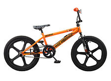 Rooster Big Daddy 20 BMX Orange/Black with Skyway Roues Mag
