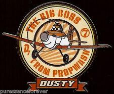 Disney Pin: Walt Disney World/Disneyland Booster Pack - Disney's Planes: Dusty