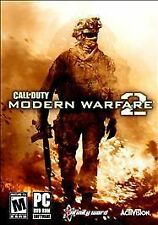 Video Game PC Call of Duty Modern Warfare 2 Francais FRENCH ONLY NEW