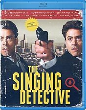 Singing Detective (Robert Downey Jr.) Region A BLURAY - Sealed