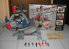 MANTECH BATTLESTATION LASER II 2 Remco1988 in Box Robot Warriors