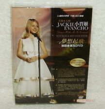 Jackie Evancho Dream With Me In Concert Taiwan DVD w/OBI