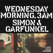 Wednesday Morning, 3 AM [Remaster] by Simon & Garfunkel (CD, Aug-2001, Legacy)