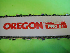 "16"" OREGON Pro91 Bar & Saw Chain Combo FITS JONSERED SAWS LISTED"
