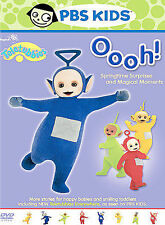 Teletubbies - Oooh! Springtime Surprises and Magical Moments by Rolf Saxon, Jes