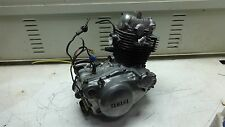 1981 Yamaha SR250 SR 250 YM198-3. Engine motor good compression