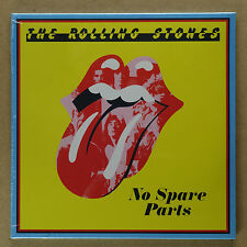 "THE ROLLING STONES - No spare Parts **LTD 7""-Vinyl**indiv. NUMBERED**NEW**"