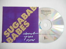 SUGABABES : ABOUT YOU NOW ( RADIO EDIT ) [ CD SINGLE ] ~ PORT GRATUIT