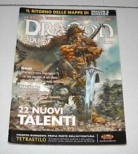Rivista DRAGON & DUNGEON 11 - 2005 Dungeons & Dragons D&D TETRASTILO