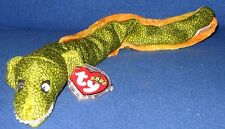 TY MORRIE the EEL BEANIE BABY - MINT with MINT TAG