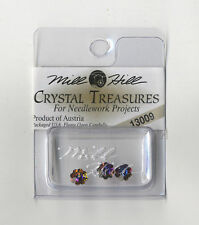 Mill Hill Crystal Treasures - Margarita Heliotrop #13009