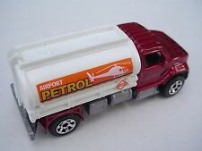 Airport Petrol Gas Utility Truck. Matchbox MB695. LOOSE, fresh out of box!