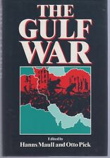 Iran-Iraq GULF WAR: REGIONAL AND INTERNATIONAL DIMENSIONS HC 1989