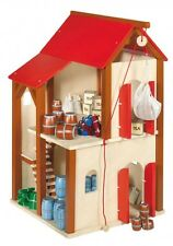 Wooden Warehouse Dolls House with and Accessoires, GoKi (Germany)