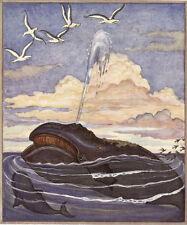 Stalling. - Dingler, Max. Die Wunderburg im Meer. EA 1929