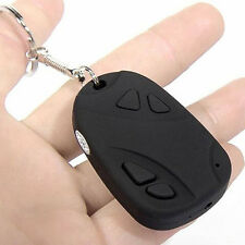 Mini Car Key Chain Spy Video Recorder Hidden Camera Camcorder Cam DVR Best