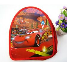 "Cars Pixar Toddler Cartoon Preschool Backpack 11.5""x9.5"" Party Kid Boy Gift Cute"