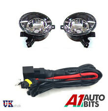 VW Golf mk6 6 TOURAN JETTA TIGUAN CADDY FOG LIGHTS LUCE LAMPADE L & R + KIT DI CABLAGGIO