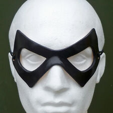 Le comédien masque cuir edward blake watchmen cosplay costume halloween masque