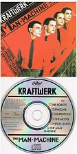 Kraftwerk ‎– The Man Machine CD 1987