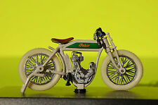 INDIAN  1914 BOARD TRACK  RACER 1/32 DIECAST MODEL MOTORCYCLE