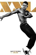 Magic Mike poster - Channing Tatum poster  - Magic Mike XXL : 11 x 17 inches (b)
