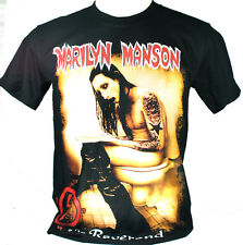 Marilyn Manson Large Size L New! T-Shirt (The Reverend) 599