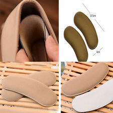 5Pairs Fabric Sticky Gel Back Heel Grip Liner Shoe Insert Cushion Insole