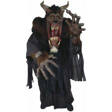 Demon Beast Creature Reacher Costume Adult Scary Monster Halloween Fancy Dress
