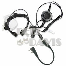 BIG P-Pro Throat mic for PX-777 PX-888 KG-UVD1P 4-093K